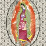 """Mary of Guadalupe V"" by jgwhitney"