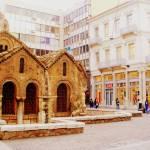 """""""Kapnikareas Square, Athens"""" by Rocksugar"""