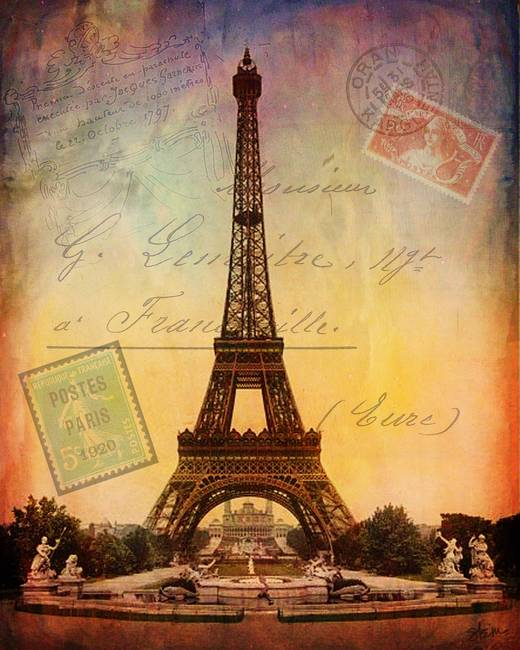 La Tour Eiffel - L'histoire