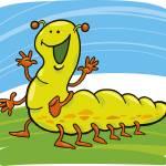 """caterpillar"" by cartoonfactory"