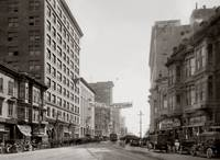 Broadway and 14th Street, Oakland, California by WorldWide Archive