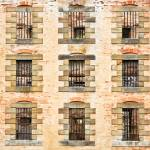 """Rythmic Prison, Port Arthur, Tazmania"" by mjphoto-graphics"
