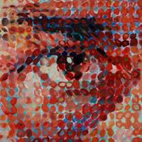 Single eye Art Prints & Posters by Karla Garcia