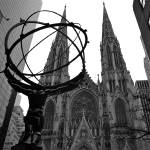 """Atlas / St Patrick"