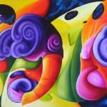 """""""Bailando en el Espacio"""" by JamesKnowles"""