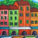"""Colours of Liguria"" by LisaLorenz"