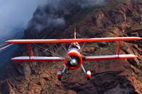 Stearman & Superstition Mountains