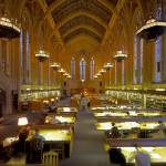 """Suzallo Library Reading Room"" by Stewart"