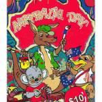 """Australia Day"" by SophieArt"