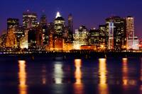 New York Skyline, NYC
