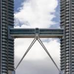 """""""Twin Tower Kuala Lumpur Malaysia"""" by Tomatoskins"""