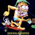 """SIDEWALK SURFER resin kit"" by GeoffGreene"
