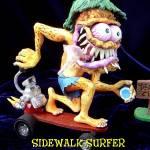 """""""SIDEWALK SURFER resin kit"""" by GeoffGreene"""