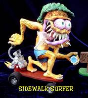 SIDEWALK SURFER resin kit