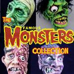 """The FAMOUS MONSTERS Collection of Resin Kits"" by GeoffGreene"