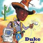 """Duke Of URL (John Wayne)"" by RickLondon"