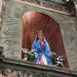 """Mother Mary in Cathedral"" by Mayan-Trip"