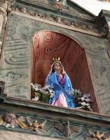 Mother Mary in Cathedral