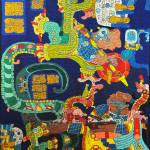 """Mayan Tapestry"" by Mayan-Trip"