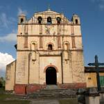 """San Felipe Church in Chiapas Mexico"" by Mayan-Trip"