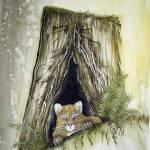 """Trail Watcher"" by Karlos"