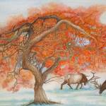 """The Sparing Tree"" by Karlos"