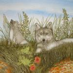 """""""Learning to Howl"""" by Karlos"""