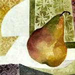 """Abstract Pear"" by JMMorgan"
