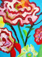 Incarnation - detail flowers 2