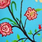 """Incarnation - detail flowers"" by sondrasula"