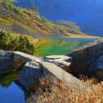 """""""Across The Bridge Into The Beauty Of Mount Baker"""" by artsandi"""