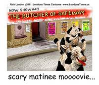 Butcher Of Safeway (Scary Mooovies)