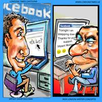 Mubarak Vs Zuckerman (Appeared in Jerusalem Post)