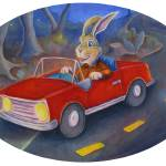 """Night Time Drive by Matthew Finger"" by MattO68"