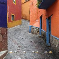 The colorful city of Guanajuato, Mexico Art Prints & Posters by Robert Garner