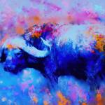"""Cape Buffalo"" by rosalin"