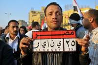 January 25 - Egyptian Revolution