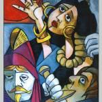 """""""Esmeralda"""" by Holewinski"""