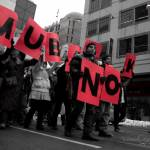 """Egypt Demonstration in Toronto"" by BrHoOoM"