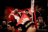 Egypt Demonstration in Toronto