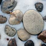 """Snowy stones"" by Unseen_Fantasy"