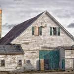 """""""Maine Farm Barn"""" by aknbean"""