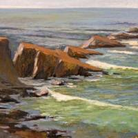 Coastal Repetitions Art Prints & Posters by Timon Sloane