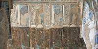 Ceiling at Dendera Temple 7