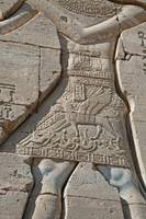 Hieroglyphs at Dendera Temple 15