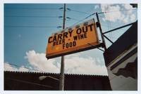 Carry Out Sign