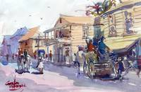St. James Street, Montego Bay 1910