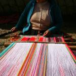 """Placida at loom"" by hoffkar"