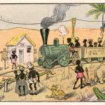 """Progressi_della_civiltà_in_Africa_1901"" by CBimages"