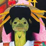 """""""Turtle Lady"""" by Billiam"""